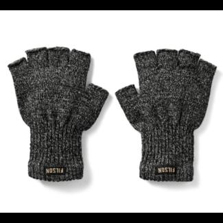 Filson Fingerless Knit Gloves