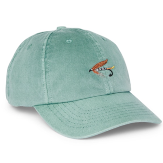 Filson Washed Low-Profile Cap Artic Fly