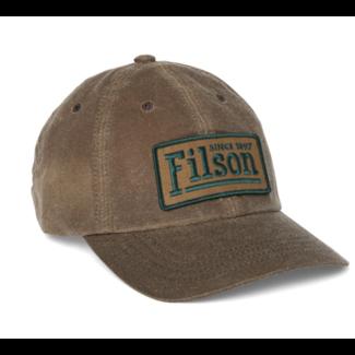 Filson Low Profile Cap Brown Drake