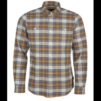 Barbour Barbour Abletown Shirt Light Grey