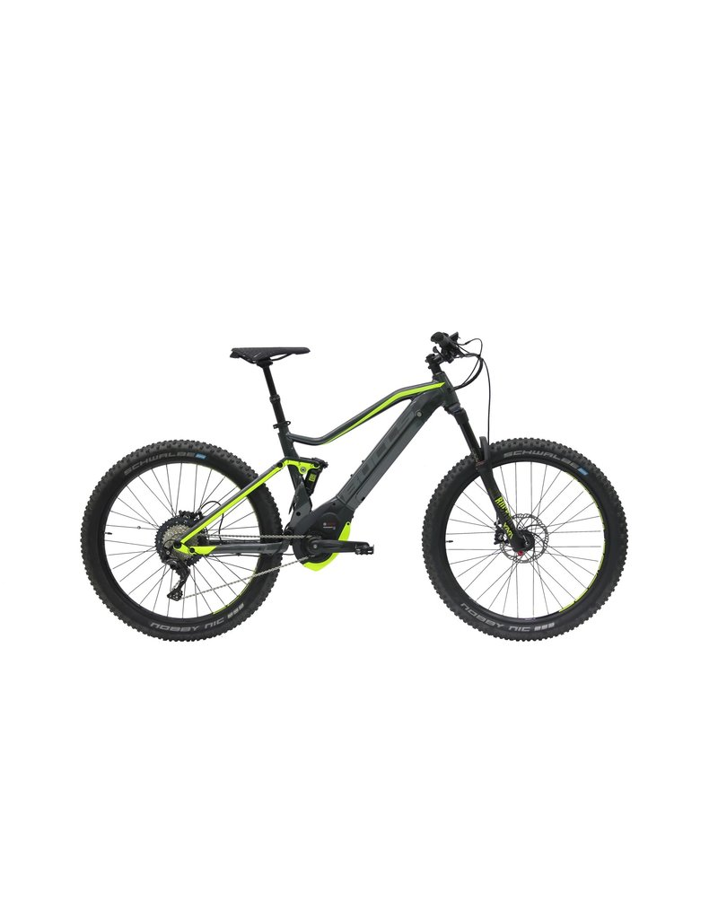 Bulls Bikes USA Bulls Six50 EVO AM 3 27.5 x 49CM Grey/Yellow neon matt