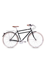 Brooklyn Bicycle Co. Brooklyn Bicycle Co.  Driggs 3 Matte Black Large