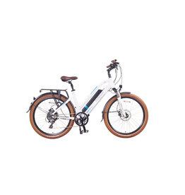 Magnum Bikes Magnum Metro Low Step White