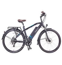 Magnum Bikes Magnum Metro+ High Step Black