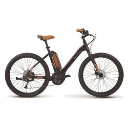 Raleigh Raleigh Venture IE Step Thru Black large