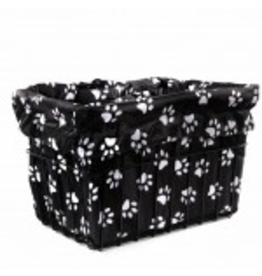 Cruiser Candy Crusier Candy Basket Liner Dog Paws