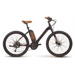 Raleigh Raleigh Venture IE Step Thru Black-Medium