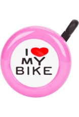 Sunlite Sunlite I Love My Bike Pink