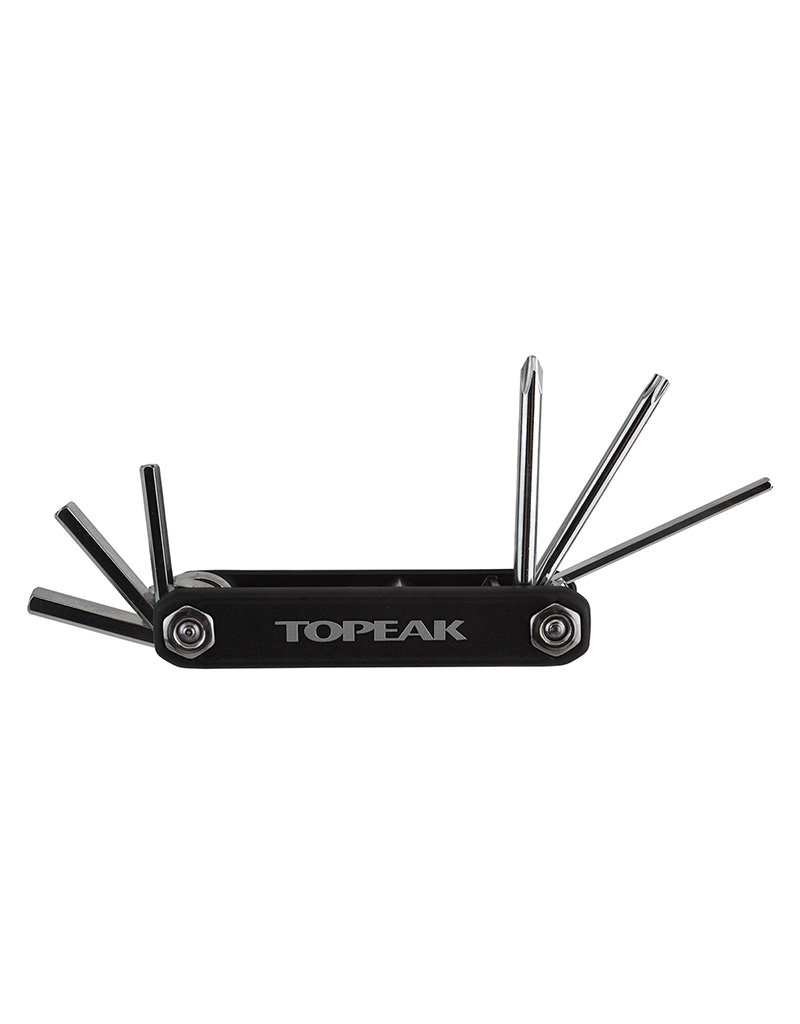 Topeak Topeak X-Tool + Multi Tool: Black