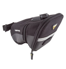 Topeak Topeak Aero Wedge Black Large Quick Click