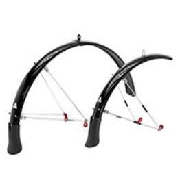 Axiom Axiom Black Roadrunner Fenders 26 x 1.5-2.2 mtb