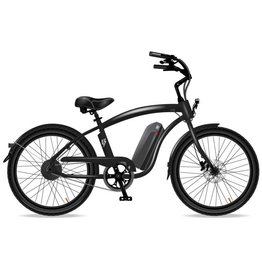 Electric Bike Company Electric Bike Company Model X, Black, Single Speed