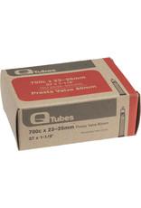 Q-Tubes Q-Tubes 27.5 x 3.0(2.8-3.2) Tube: 32mm Presta Valve