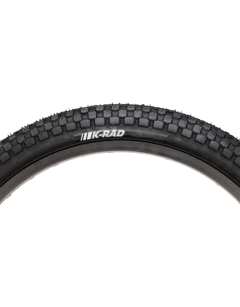 Kenda Kenda Tire K-rad Sport 26x2.3 BK/BK SRC/PRC/60 WIRE 80psi