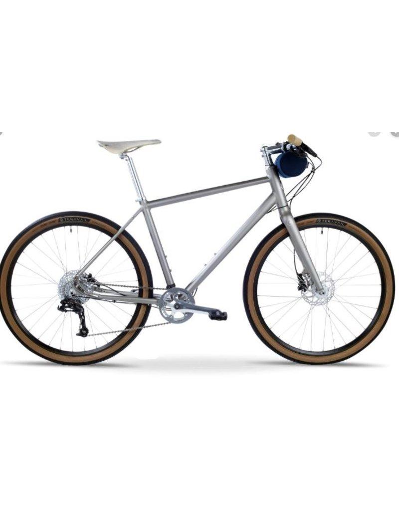 Roll Bike Roll GR:1 Gravel Grinder-silver