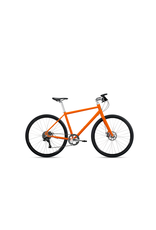 Roll Bike Roll AR:1 Adventure Road Solar Orange, Matte Black Mens 2