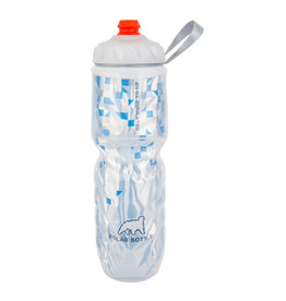 Polar Bottle Polar Insulated Bottle with Zip Stream 24oz