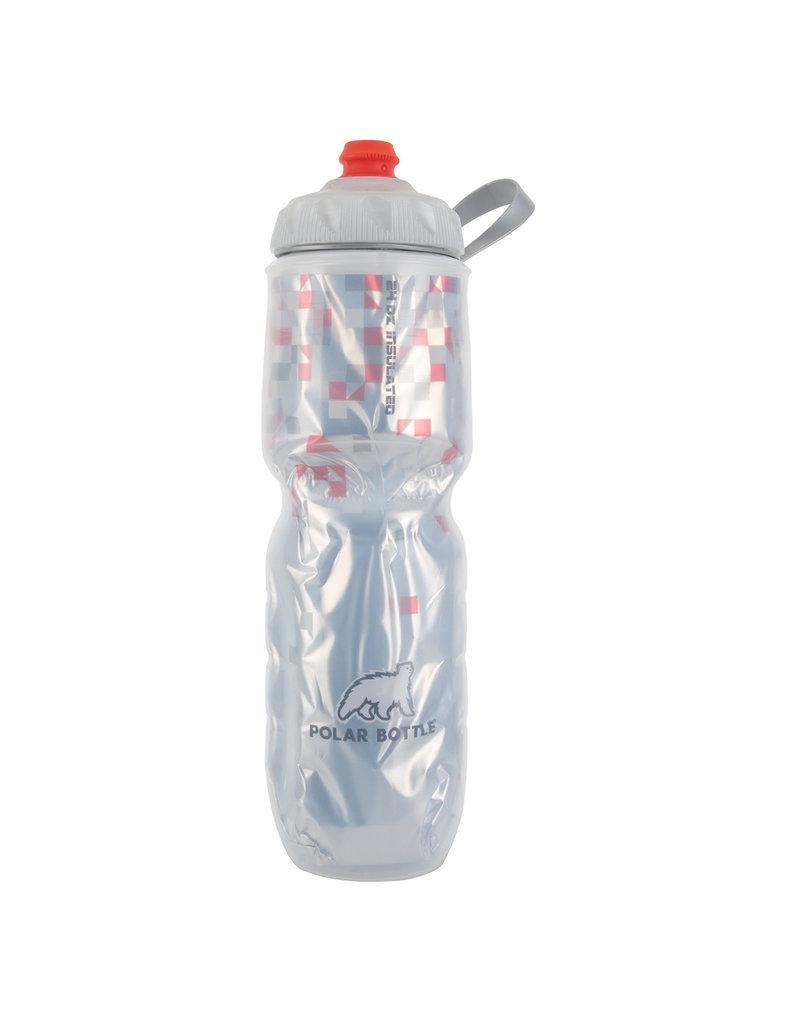 Polar Bottle Polar Insulated Bottle with Zip Stream 24oz
