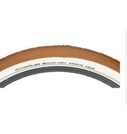 Schwalbe Schwalbe Fat Frank Tire 26 x 2.35 W Basc Brn/Wht