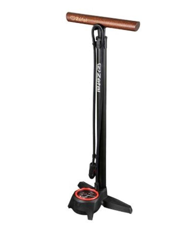 Zefal Zefal Floor Pump Profil Max FP60 aly 160 psi Black