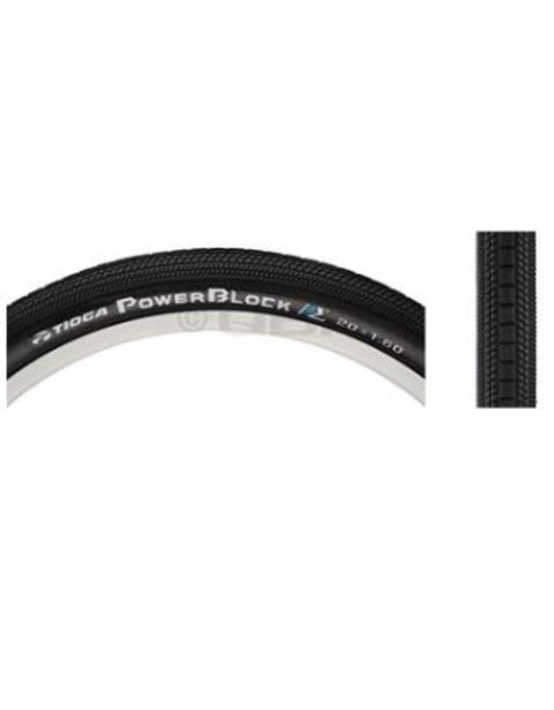 Tioga Tioga Powerblock Tire 24. x 2.1 wire bk