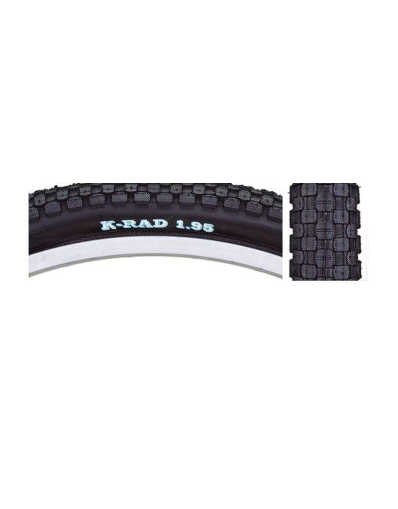 Sunlite Sunlite Tire 26 x 1.95 BK/BSK Krad K905