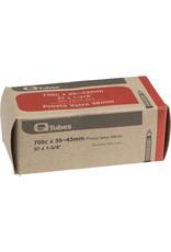 Q-Tubes Teravail Standard Presta Tube - 700x30-43C, 48mm