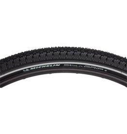 Michelin Michelin Star Grip Tire - 700 x 40, Clincher, Wire, Black