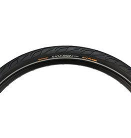 Continental Continental Ride City Tire - 700 x 37, Clincher, Wire, Black, Ebike