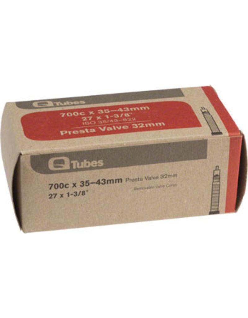 Q-Tubes Q-Tubes 700 x 35-43mm 32mm Presta Valve Tube 140g