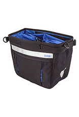 Bikase Bikase Grocery Pannier Bag Black