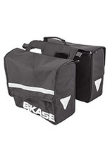 Bikase Bikase City Rack Top Pannier Bag Black
