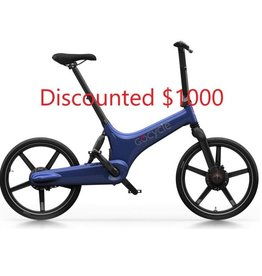 Gocycle GoCycle G3 Blue