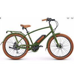 Raleigh Raleigh Retroglide Royale IE Green
