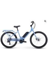 IZIP Bikes Copy of Izip Vibe 2.0 Step Thru Cornflower Blue Medium