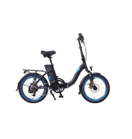 Magnum Bikes Magnum Classic 2.0 48V/500W Low Step Folder Black