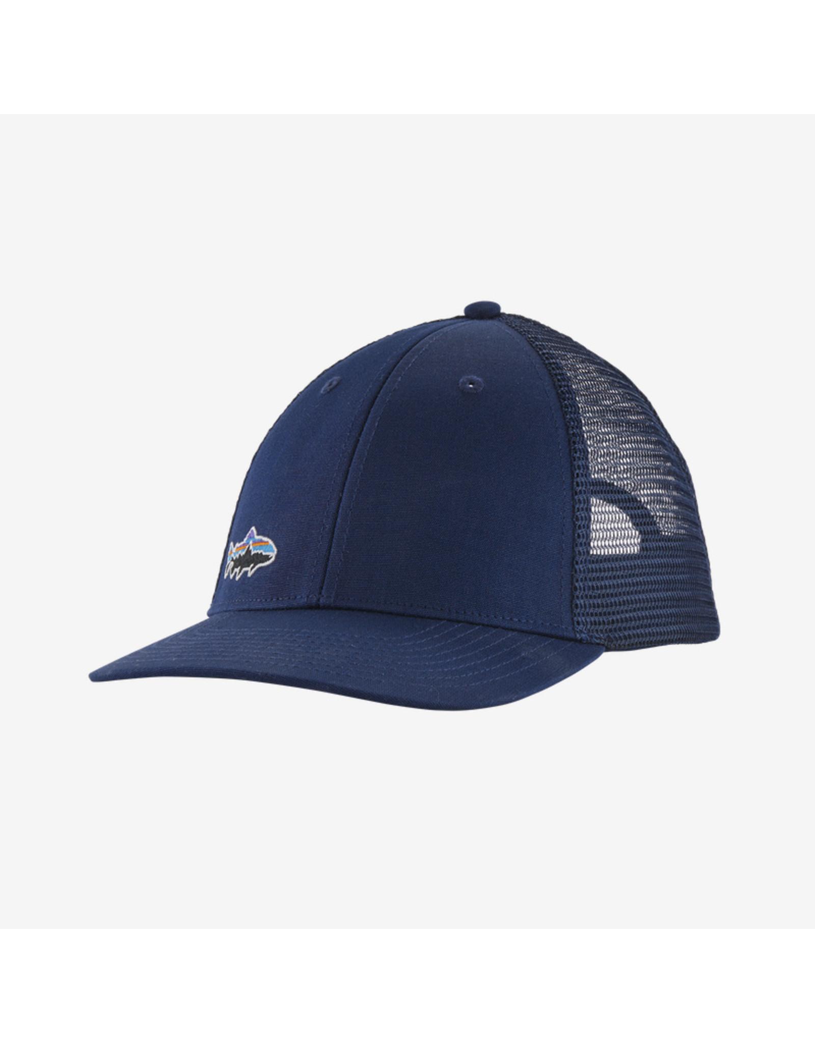 Patagonia Patagonia - Small Fitz Roy Fish LoPro Trucker Hat