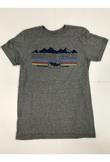 Ouray Ouray - Vintage Sheer S/S MT ANGLER LOGO Tee