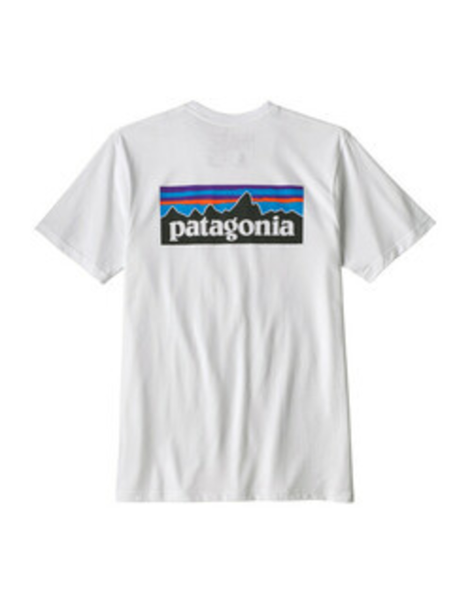 Patagonia Patagonia - M's P-6 MT ANGLER LOGO Responsible-Tee