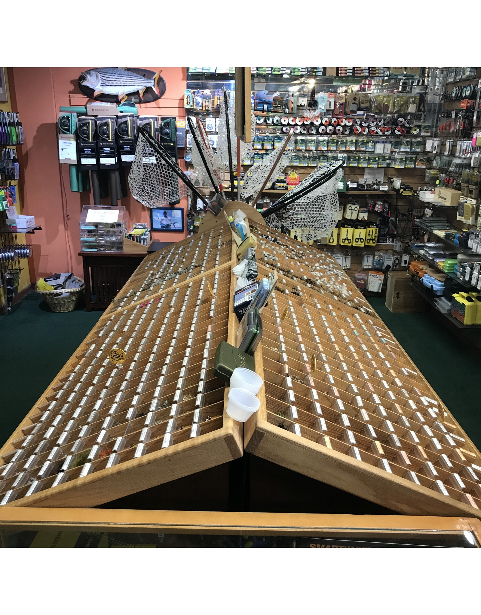 """Mountain Angler - Flies """"Action"""" Jackson's Specialty Fly Selection"""