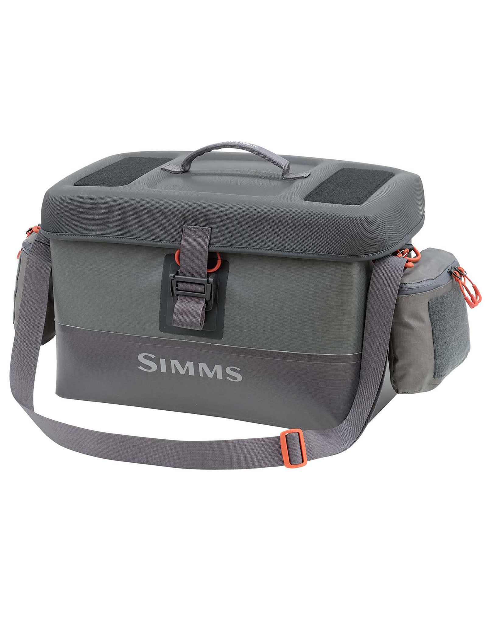 Simms Simms - Dry Creek Boat Bag, Medium - Anvil