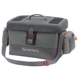 Simms Simms - Dry Creek Boat Bag, Medium - Anvil