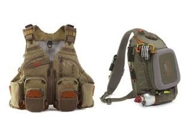 Vests/Packs/Bags