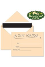 Mountain Anlger Mountain Angler - Gift Card