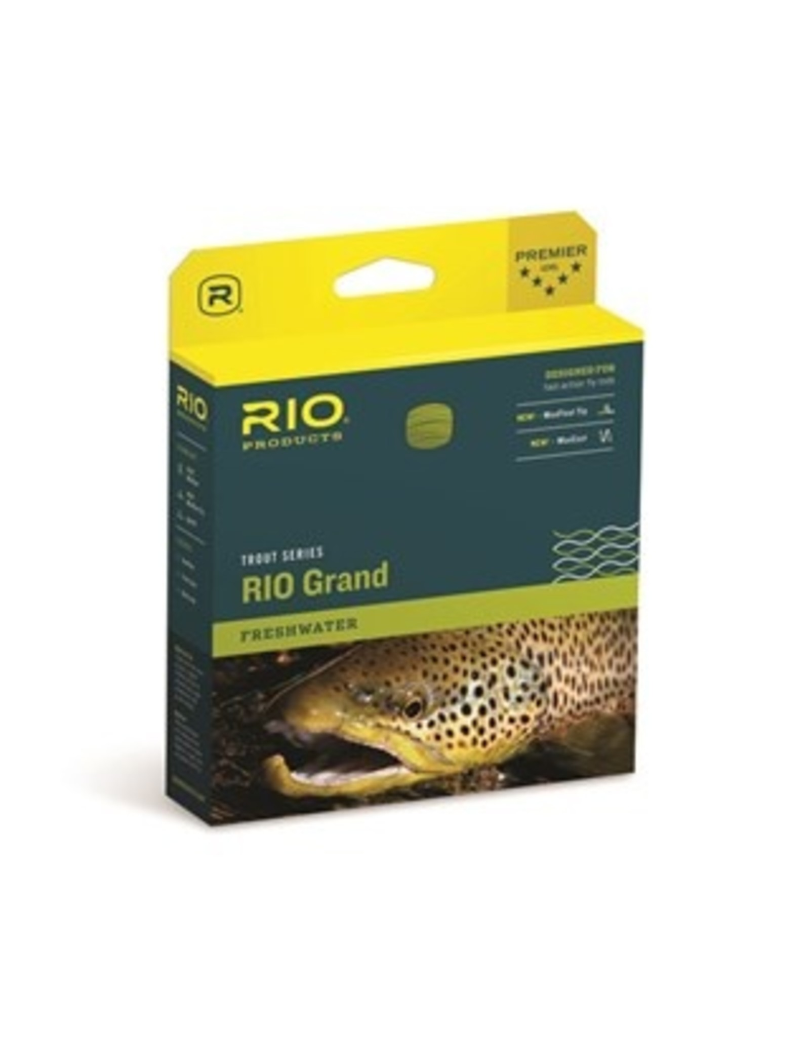 Rio Products Rio - Rio Grand Fly Line