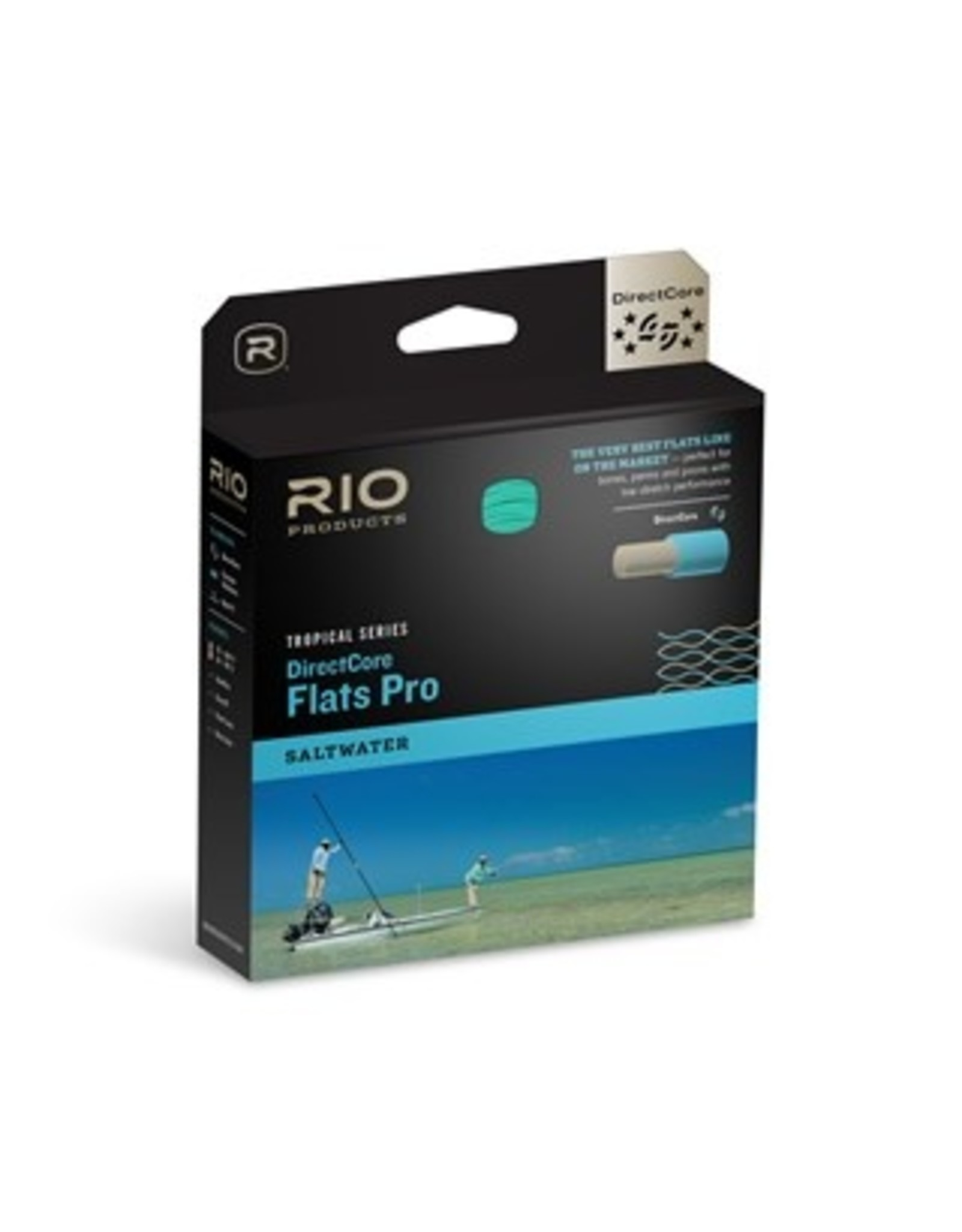 Rio Products Rio Products - Direct Core Flats Pro Stealth Tip Fly Line