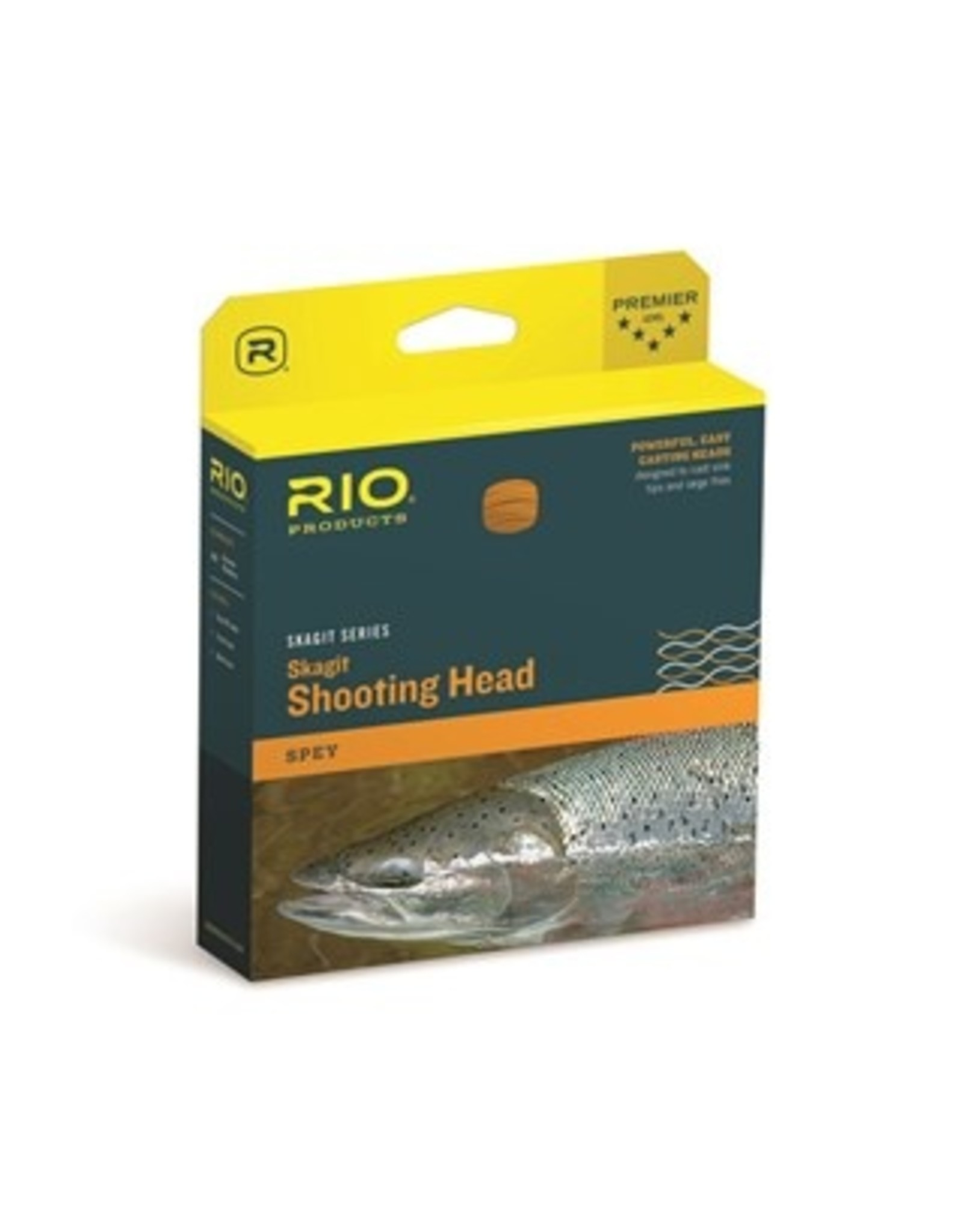 Rio Products Rio - Skagit Max Short Shooting Head