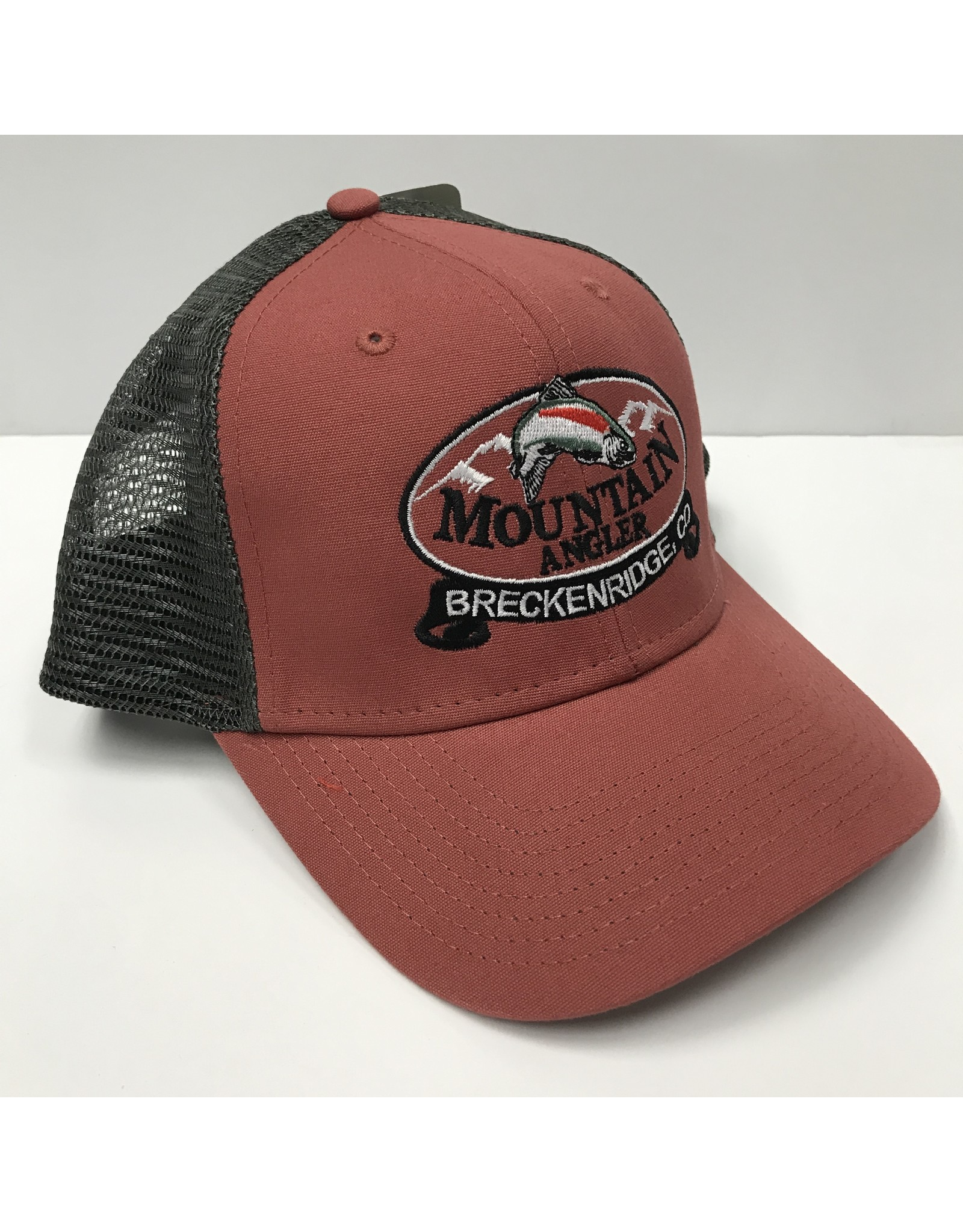 Ouray Ouray - Industrial Mesh Canvas Hat MA LOGO