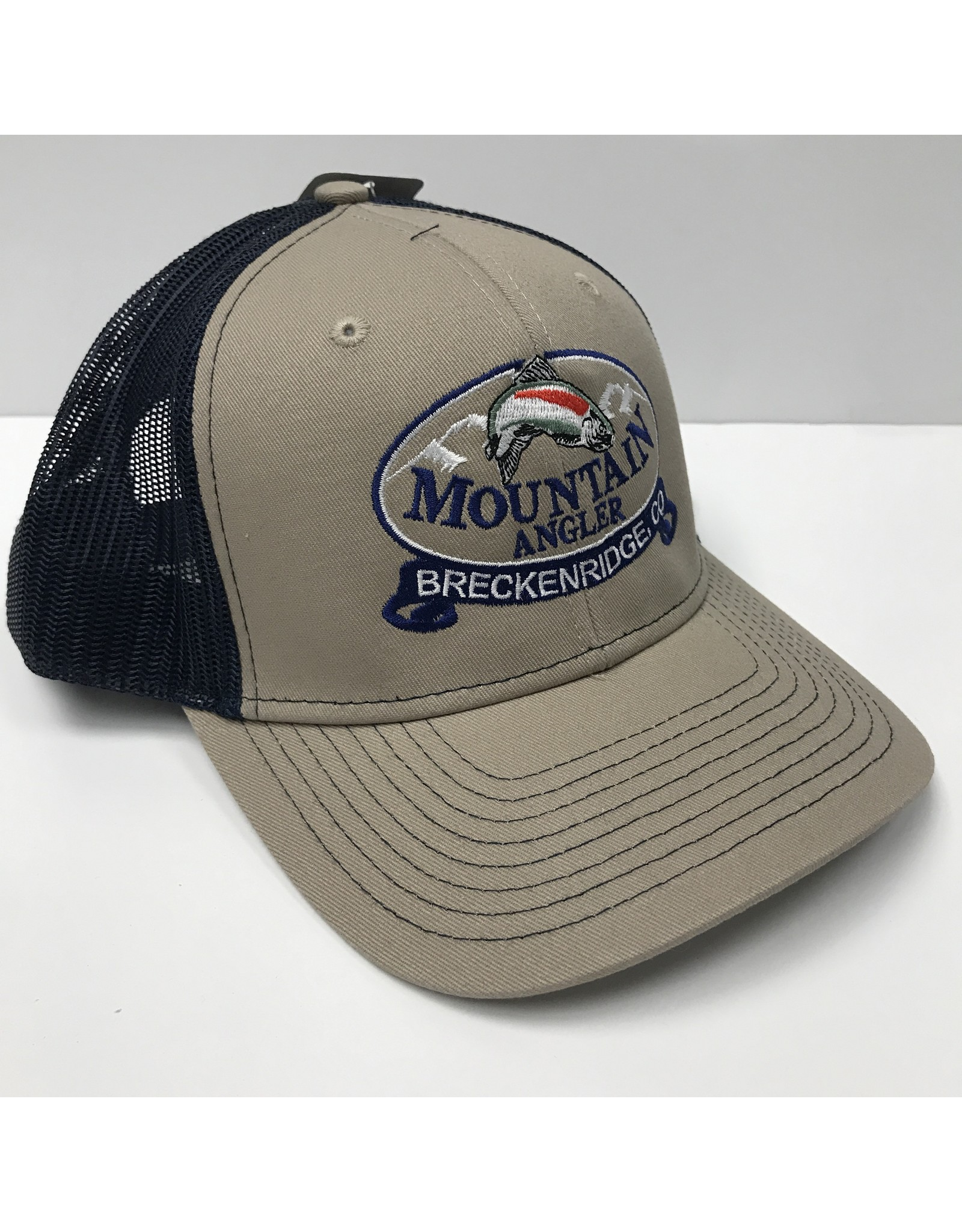 Ouray Ouray - Zone Trucker Cap MA LOGO