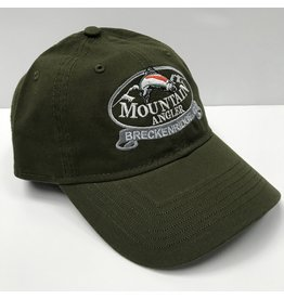 Ouray MA LOGO Epic Washed Twill Cap